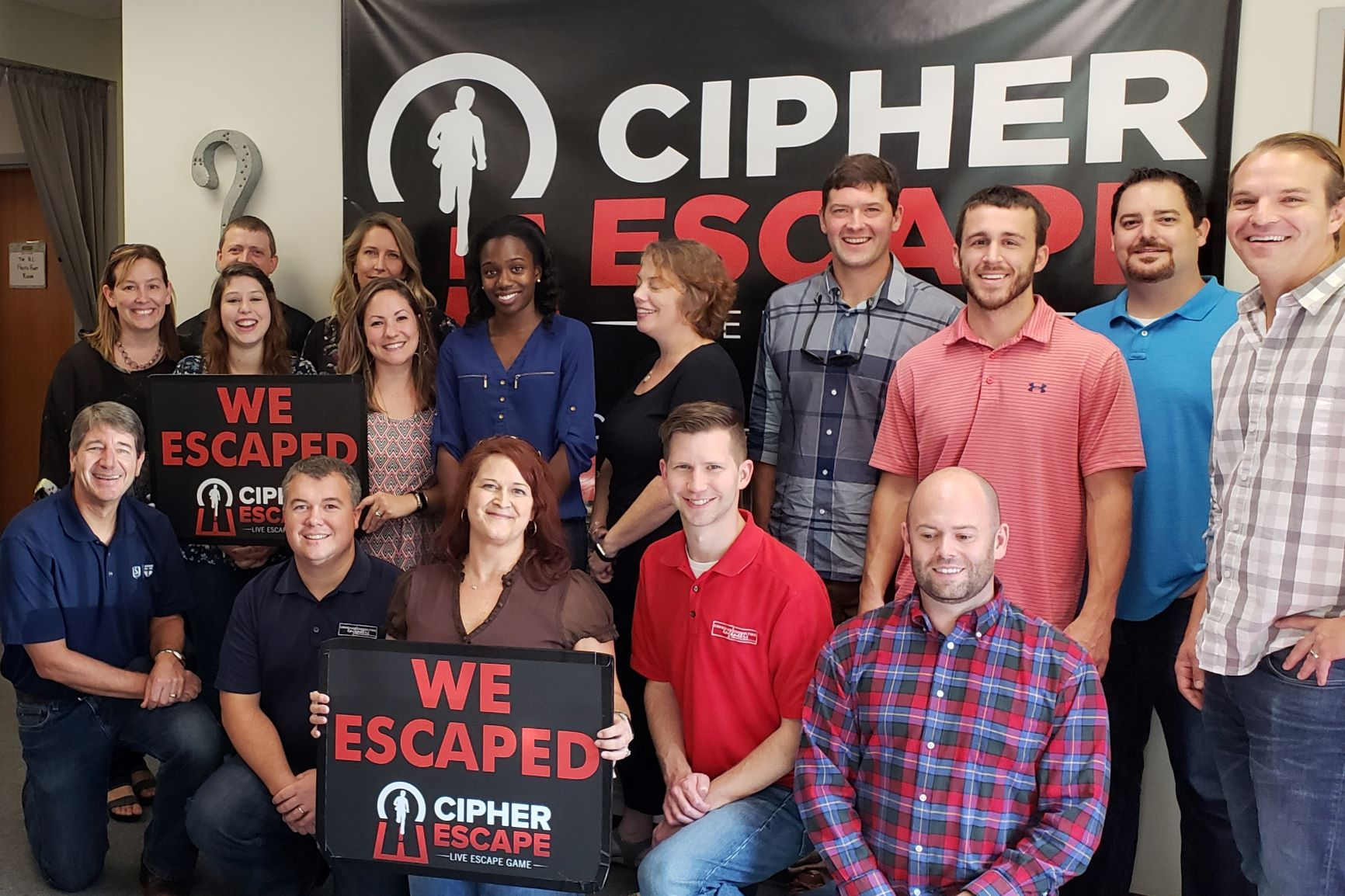 Escape Room Team-Building