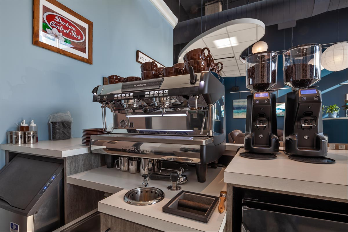 Foster Street Coffee, Tina Barnard Designs, LLC
